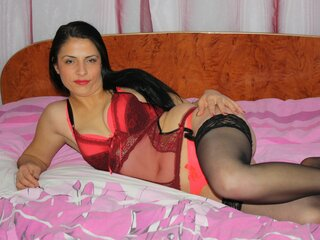 ValySalome real anal